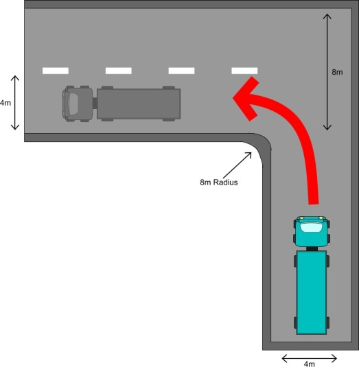 hmv-left-turn-b driving courses