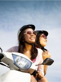 Homepage motorcycle girls3
