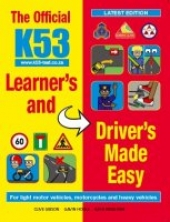 The Official K53 Learner's and Driver's Made Easy (eBook)